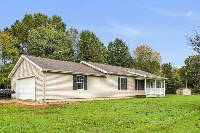 450 Lancair Drive NW, Sparta, MI 49345 (MLS #21110575) :: Sold by Stevo Team   @Home Realty