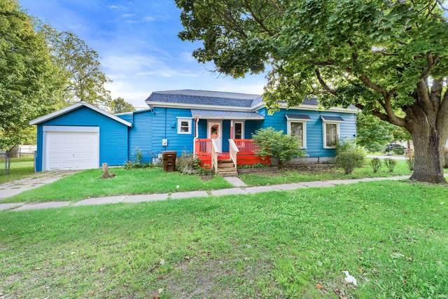 450 Minerva Street, Eaton Rapids, MI 48827 (MLS #21110576) :: Keller Williams Realty | Kalamazoo Market Center
