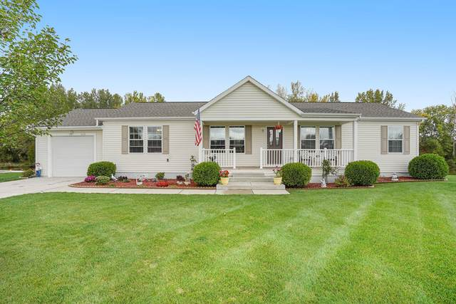1465 Teal Waters Court, Jenison, MI 49428 (MLS #21110640) :: JH Realty Partners