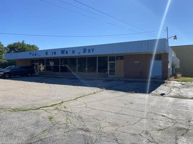 1701 Woodbridge Street, Jackson, MI 49203 (MLS #21110741) :: The Hatfield Group