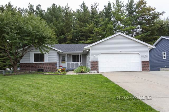 1422 Caprice Drive, Jenison, MI 49428 (MLS #21110756) :: Sold by Stevo Team | @Home Realty