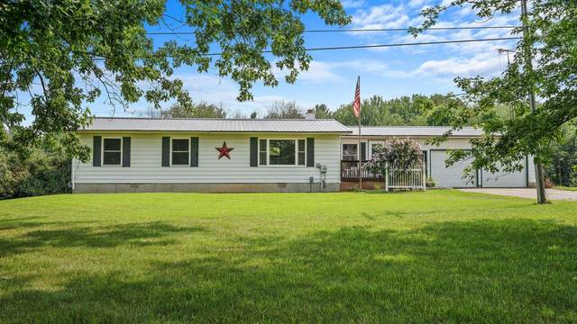 7675 Howard City Edmore Road, Lakeview, MI 48850 (MLS #21110762) :: Sold by Stevo Team | @Home Realty