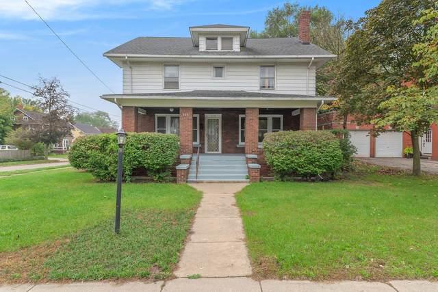 223 Fremont Street, Battle Creek, MI 49017 (MLS #21110787) :: Sold by Stevo Team | @Home Realty