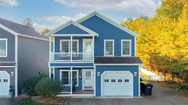 730 Maple Gate Court #10, South Haven, MI 49090 (MLS #21110799) :: The Hatfield Group