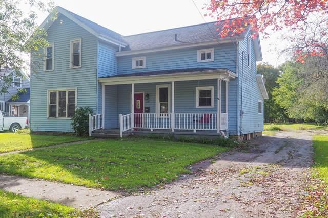 547 N Madison Street, Marshall, MI 49068 (MLS #21110853) :: CENTURY 21 C. Howard