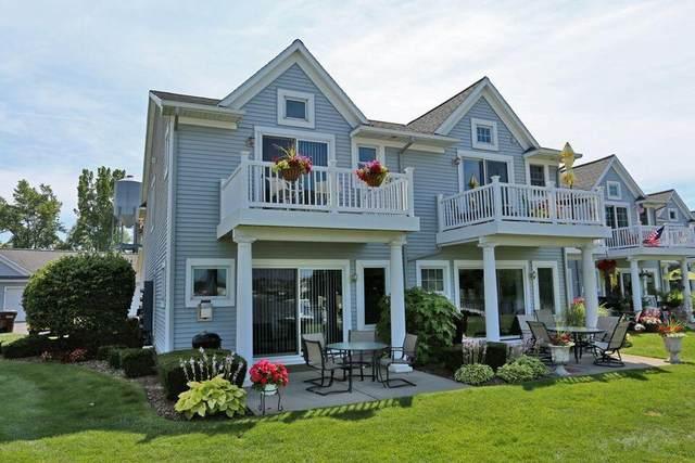 955 W Savidge Street #8, Spring Lake, MI 49456 (MLS #21110867) :: Sold by Stevo Team | @Home Realty
