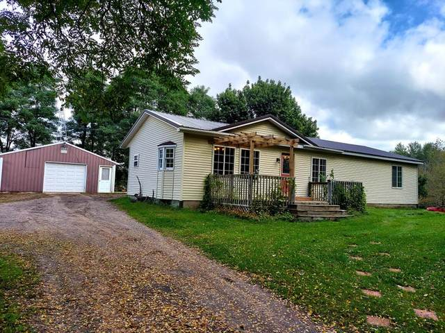 3311 E Sessions Road, Sheridan, MI 48884 (MLS #21110884) :: Sold by Stevo Team | @Home Realty