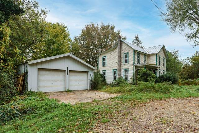 49971 Co Rd 673, Lawrence, MI 49064 (MLS #21110893) :: The Hatfield Group