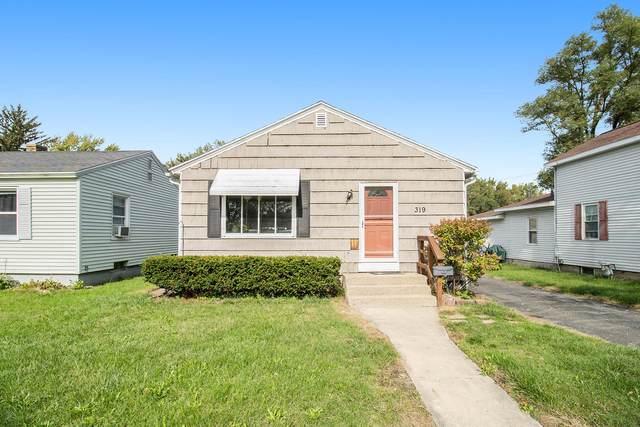 319 E 14TH Street, Holland, MI 49423 (MLS #21110895) :: Sold by Stevo Team | @Home Realty