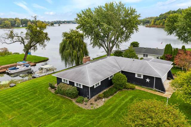 12376 Sunset Drive, Three Rivers, MI 49093 (MLS #21110897) :: Sold by Stevo Team | @Home Realty