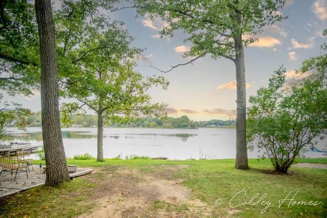 328 Lakeside Drive, Delton, MI 49046 (MLS #21110903) :: JH Realty Partners