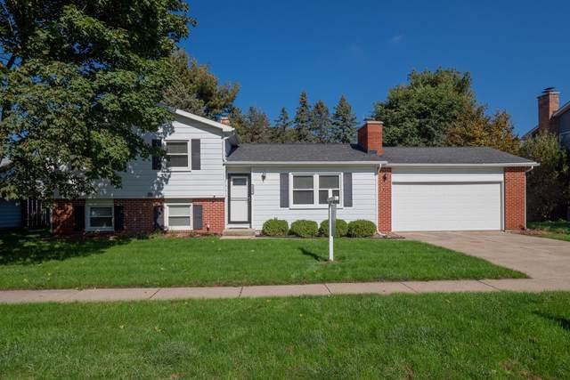 1820 Woodland Drive, Portage, MI 49024 (MLS #21110917) :: The Hatfield Group