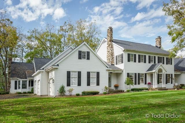 8259 Wallinwood Springs Drive #10, Jenison, MI 49428 (MLS #21110920) :: Sold by Stevo Team | @Home Realty