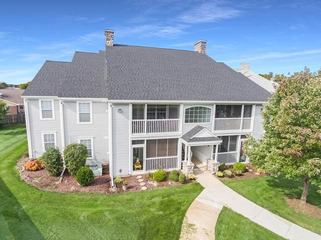 778 W Barrington Circle #75, Jackson, MI 49203 (MLS #21110921) :: JH Realty Partners