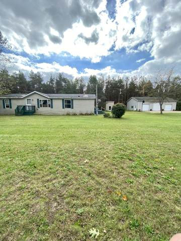 8789 W Dickerson Lake Road, Greenville, MI 48838 (MLS #21110932) :: Sold by Stevo Team   @Home Realty