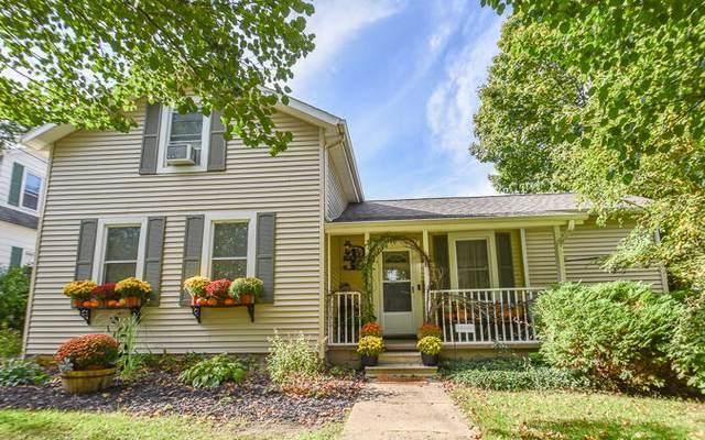 48 Reading Avenue, Hillsdale, MI 49242 (MLS #21110949) :: Sold by Stevo Team | @Home Realty
