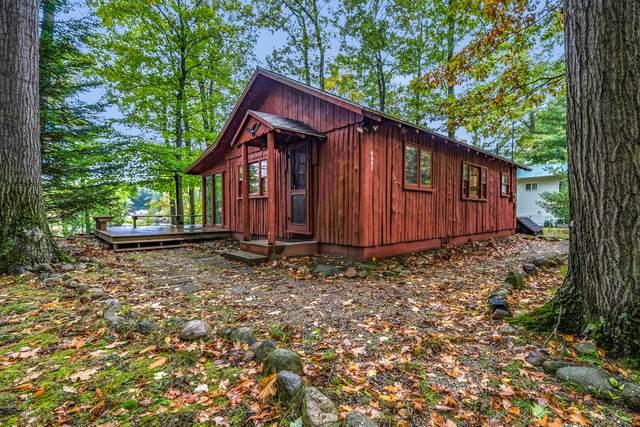 4551 Hunters Trail, Six Lakes, MI 48886 (MLS #21110965) :: Sold by Stevo Team   @Home Realty