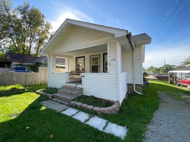 118 Henrietta Street, Jackson, MI 49203 (MLS #21110997) :: Sold by Stevo Team | @Home Realty