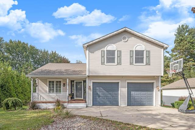 1432 Ambs Drive, Jackson, MI 49201 (MLS #21111015) :: Sold by Stevo Team | @Home Realty