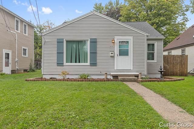 1039 Hoyt Street SE, Grand Rapids, MI 49507 (MLS #21111027) :: Fifth Floor Real Estate