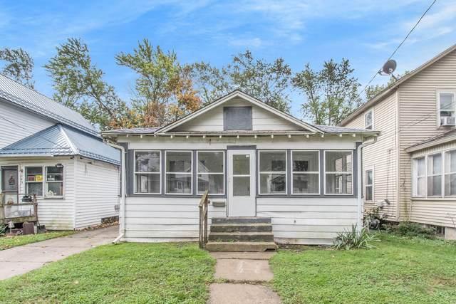 148 E Kingman Avenue, Battle Creek, MI 49014 (MLS #21111036) :: Sold by Stevo Team | @Home Realty
