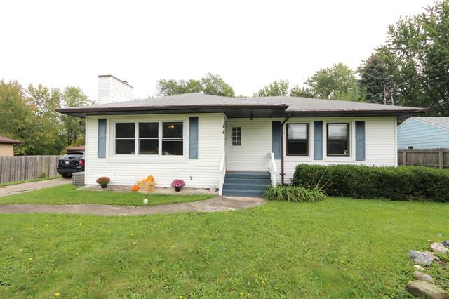 3464 Poinsettia Avenue SE, Grand Rapids, MI 49508 (MLS #21111044) :: The Hatfield Group