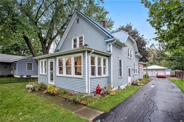 5832 St Joseph Avenue, Stevensville, MI 49127 (MLS #21111046) :: Ginger Baxter Group