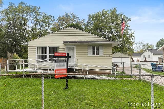 1015 Merrill Avenue SW, Grand Rapids, MI 49503 (MLS #21111048) :: The Hatfield Group