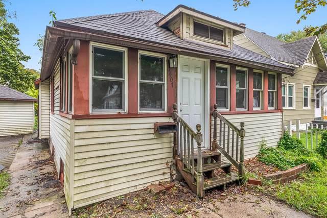 1407 E Alcott Street, Kalamazoo, MI 49001 (MLS #21111074) :: Sold by Stevo Team | @Home Realty