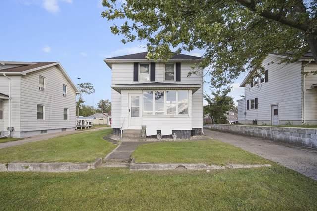 1015 S Roberts Street, Jackson, MI 49203 (MLS #21111083) :: JH Realty Partners
