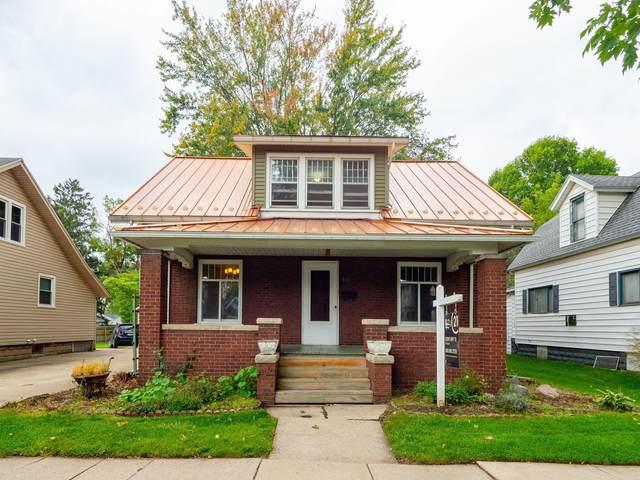 203 Michigan Avenue, Sturgis, MI 49091 (MLS #21111085) :: Sold by Stevo Team | @Home Realty