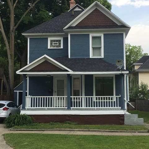 1240 Forbes Street, Kalamazoo, MI 49006 (MLS #21111086) :: Sold by Stevo Team | @Home Realty