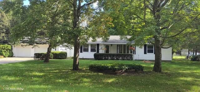 560 N Green Creek Road, Muskegon, MI 49445 (MLS #21111090) :: Sold by Stevo Team | @Home Realty