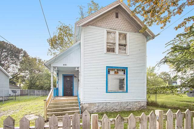 441 Drexel Place, Kalamazoo, MI 49007 (MLS #21111114) :: Sold by Stevo Team | @Home Realty