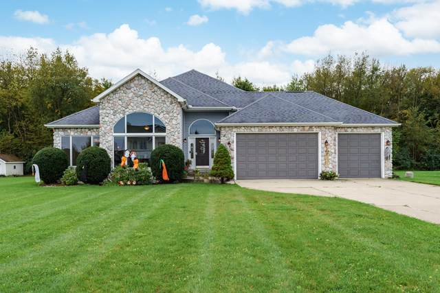 8178 Fawn Meadow Trail, Galesburg, MI 49053 (MLS #21111132) :: Ginger Baxter Group