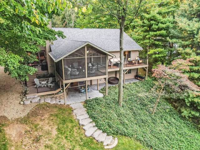 47401 Lakeview Drive, Lawrence, MI 49064 (MLS #21111134) :: The Hatfield Group
