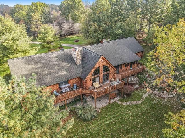 11520 10 Mile Road NE, Rockford, MI 49341 (MLS #21111143) :: Sold by Stevo Team | @Home Realty