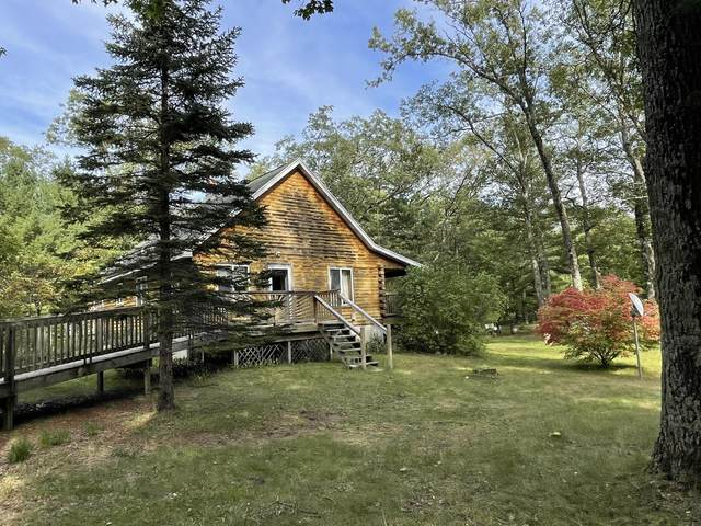 5014 South County Line Road Road, Free Soil, MI 49411 (MLS #21111170) :: JH Realty Partners