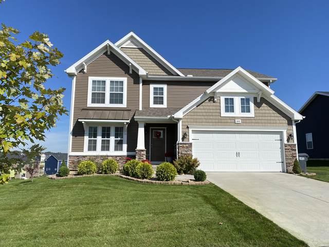 3612 Taunton Trail, Portage, MI 49024 (MLS #21111227) :: Sold by Stevo Team   @Home Realty