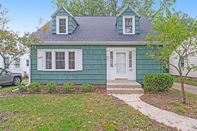 350 Pleasantview Drive, Battle Creek, MI 49017 (MLS #21111244) :: Sold by Stevo Team | @Home Realty