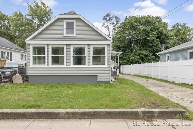 238 Abbie Street SE, Wyoming, MI 49548 (MLS #21111258) :: Sold by Stevo Team   @Home Realty