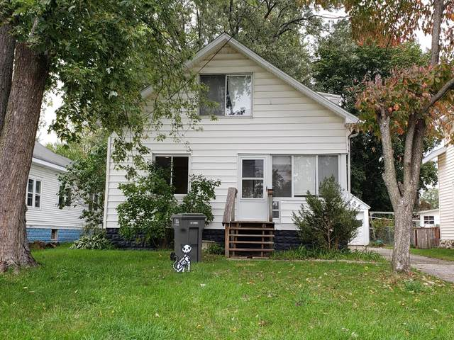 919 Jones Street NW, Grand Rapids, MI 49544 (MLS #21111321) :: Keller Williams Realty | Kalamazoo Market Center