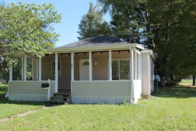 521 Cecil Street, Buchanan, MI 49107 (MLS #21111330) :: Sold by Stevo Team   @Home Realty
