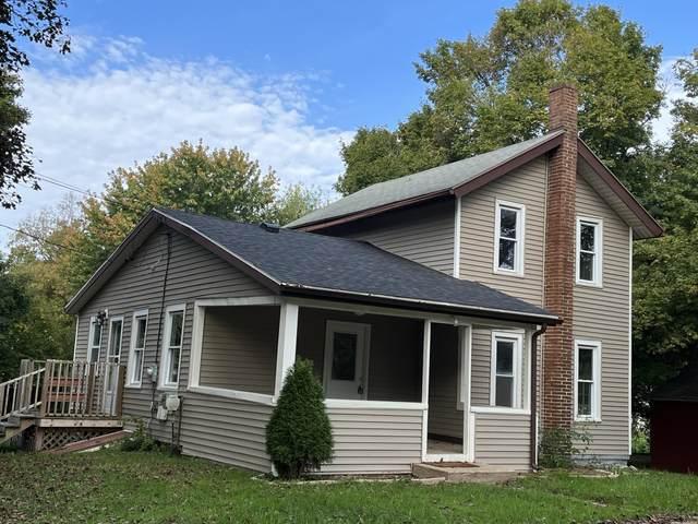 428 Blair Street, Leslie, MI 49251 (MLS #21111348) :: Sold by Stevo Team | @Home Realty