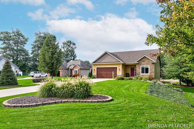370 142nd Avenue, Holland, MI 49424 (MLS #21111362) :: Sold by Stevo Team | @Home Realty