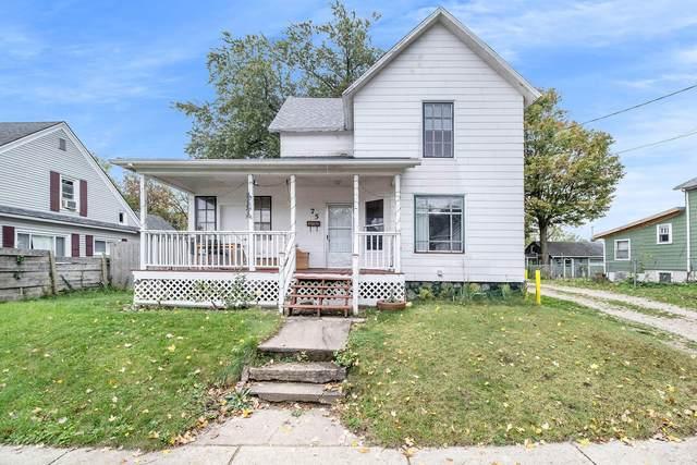 75 Battle Creek Avenue, Battle Creek, MI 49037 (MLS #21111368) :: BlueWest Properties