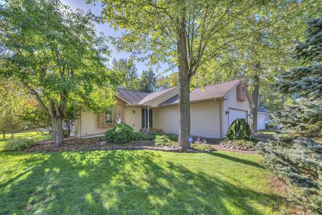 6207 Edgewood Drive, Jackson, MI 49203 (MLS #21111392) :: JH Realty Partners