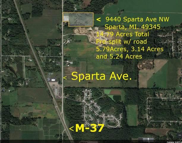 9440 Sparta Avenue NW Lot E, Sparta, MI 49345 (MLS #21111393) :: The Hatfield Group