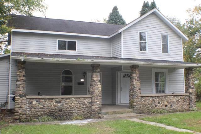 708 Grant Street, Niles, MI 49120 (MLS #21111412) :: Sold by Stevo Team   @Home Realty