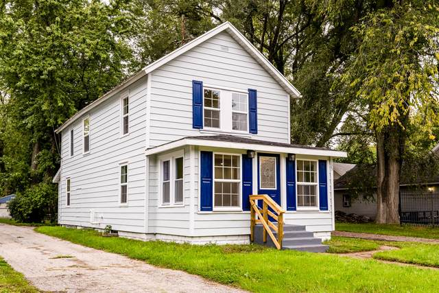 Address Not Published, Benton Harbor, MI 49022 (MLS #21111418) :: JH Realty Partners